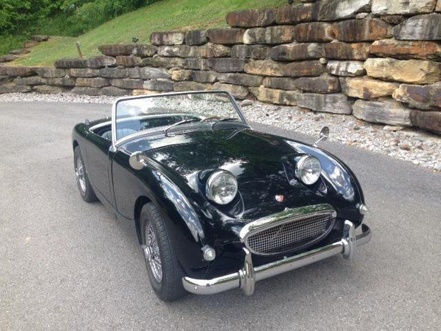 Picture of Classic 1959 Austin-Healey Sprite located in Trussville Alabama - $26,900.00 Offered by a Private Seller - P400