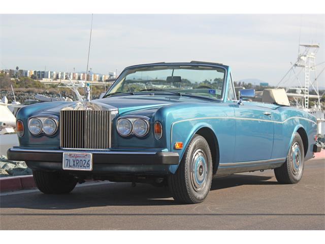 Picture of 1984 Corniche located in California - $62,000.00 - P403