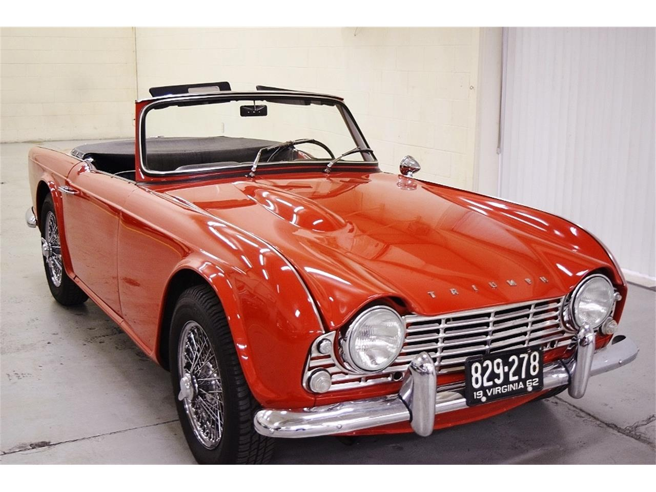 1962 Triumph Tr4 For Sale Classiccarscom Cc 1171591