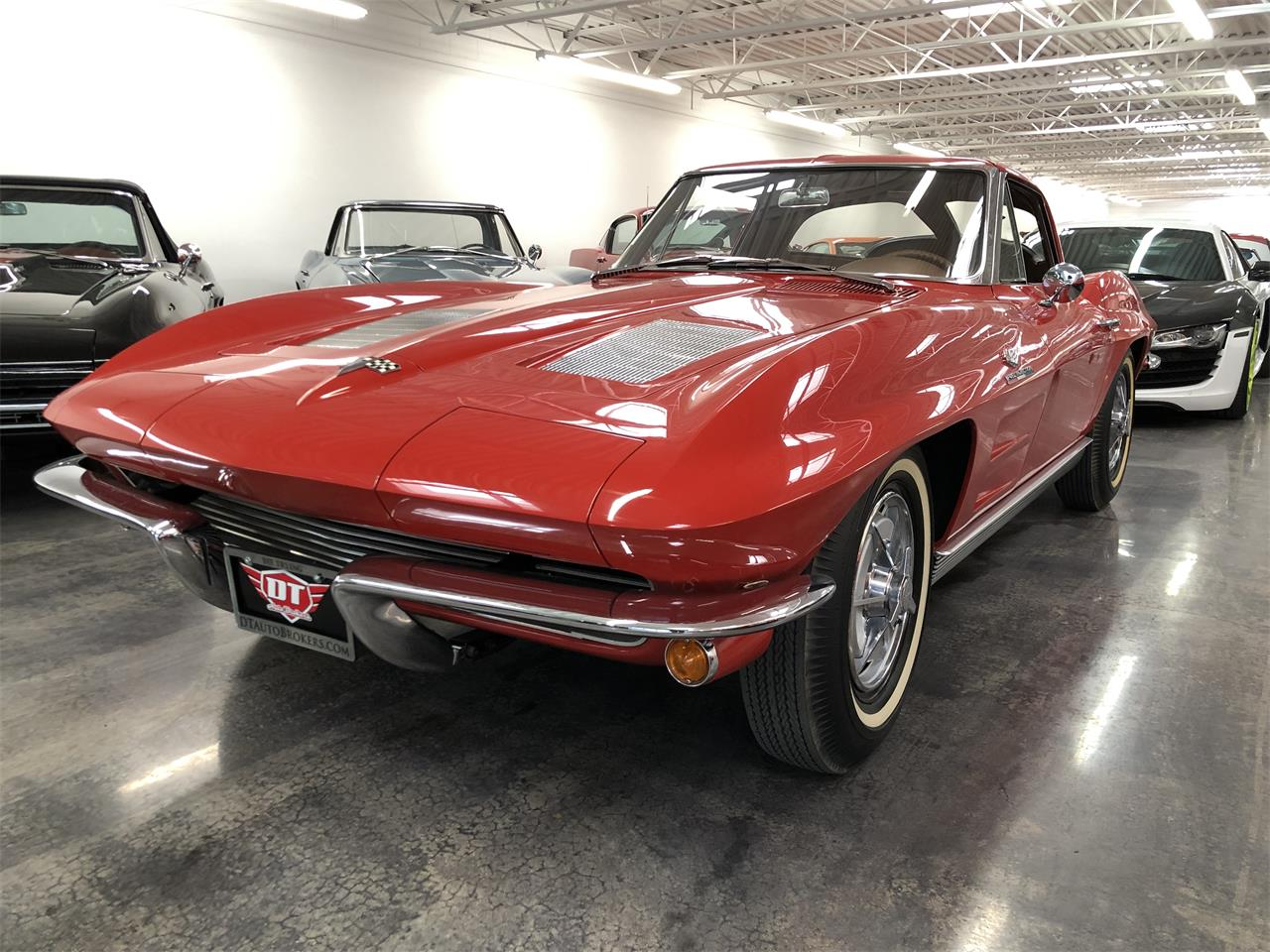 Large Picture of '63 Corvette - P40B