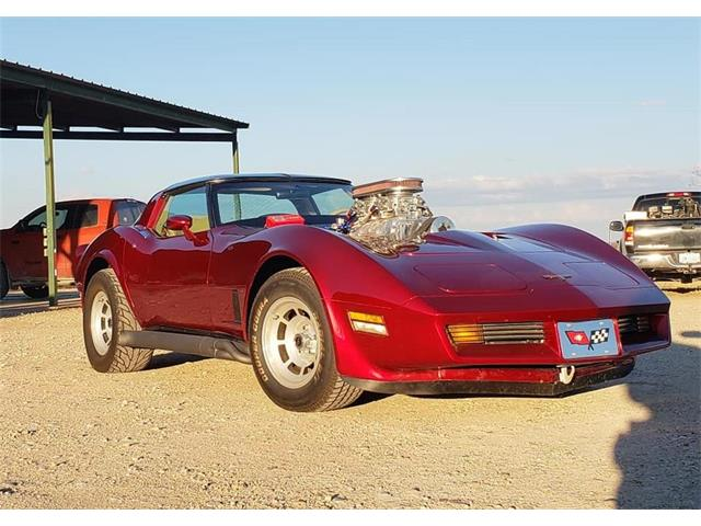 Picture of '80 Chevrolet Corvette located in Waco Texas - $45,000.00 - P40E