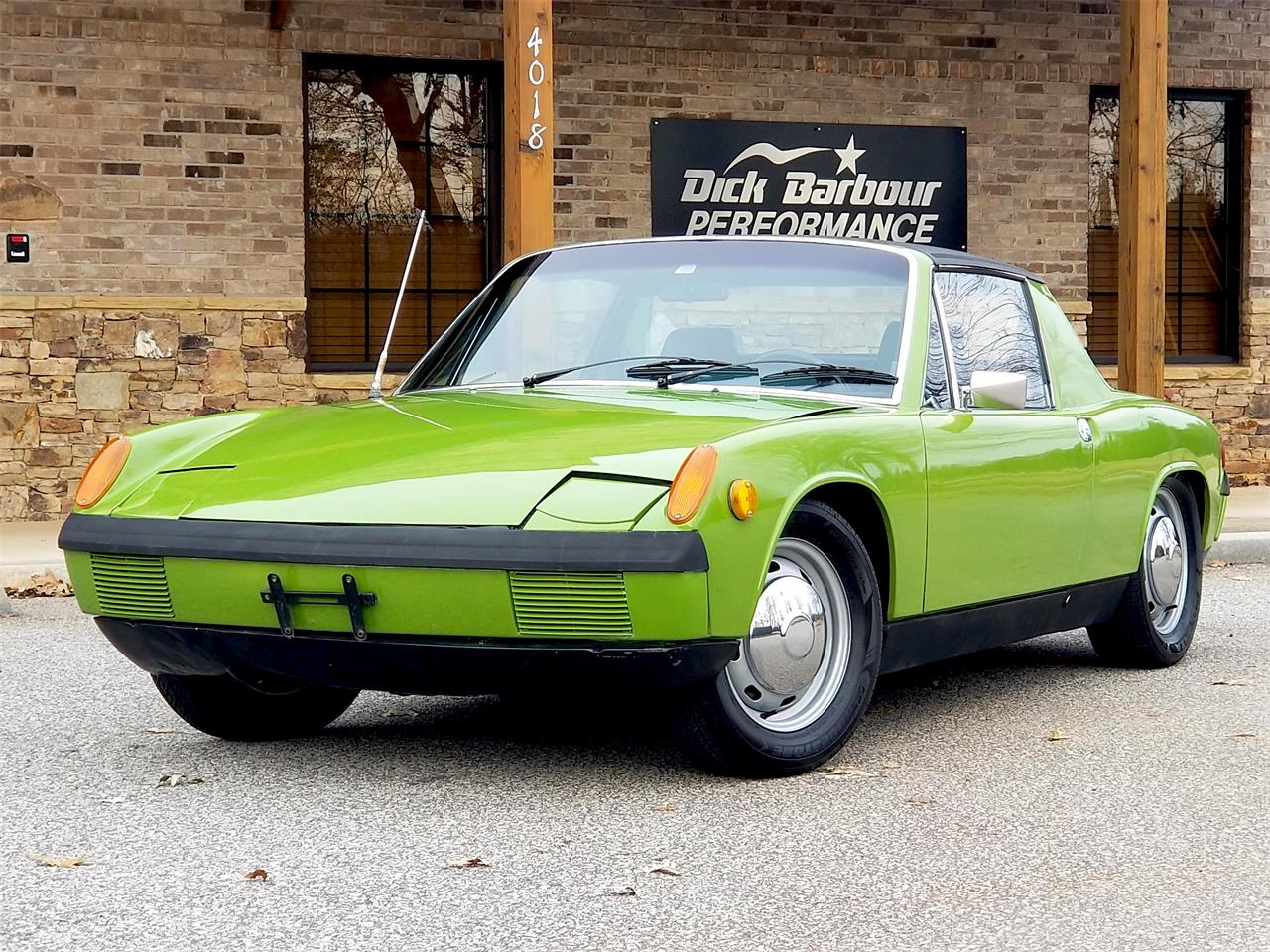 Large Picture of 1971 Porsche 914 - $17,900.00 Offered by Dick Barbour Performance - P40G