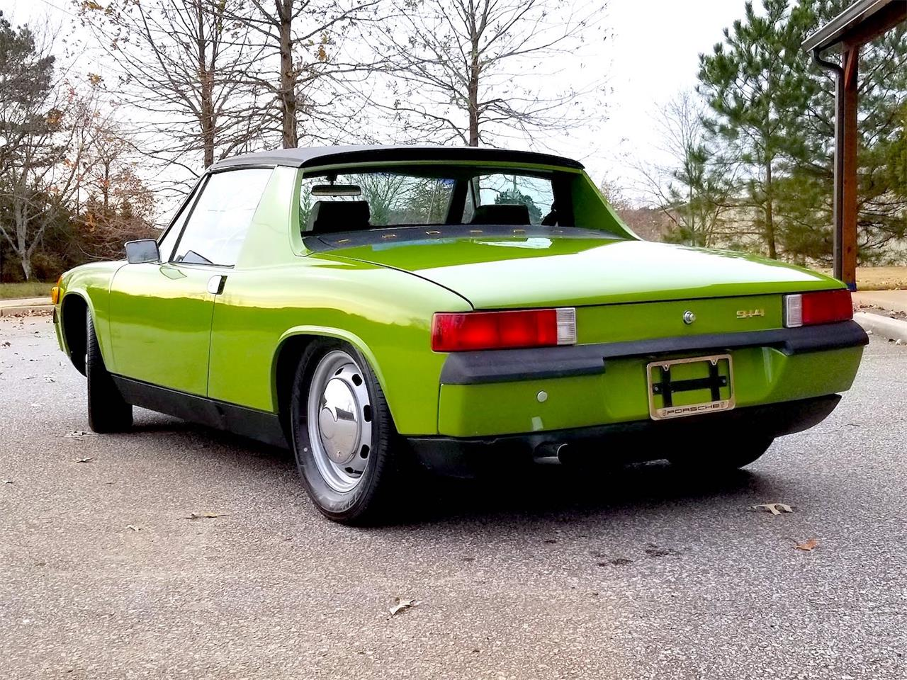 Large Picture of '71 Porsche 914 located in Georgia Offered by Dick Barbour Performance - P40G
