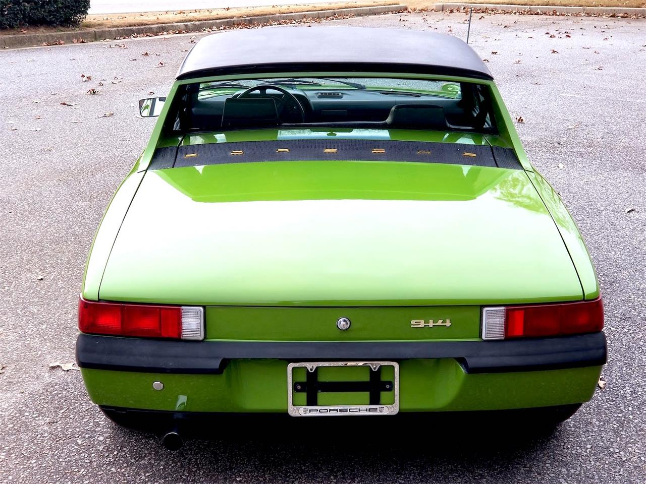 Large Picture of '71 Porsche 914 Offered by Dick Barbour Performance - P40G