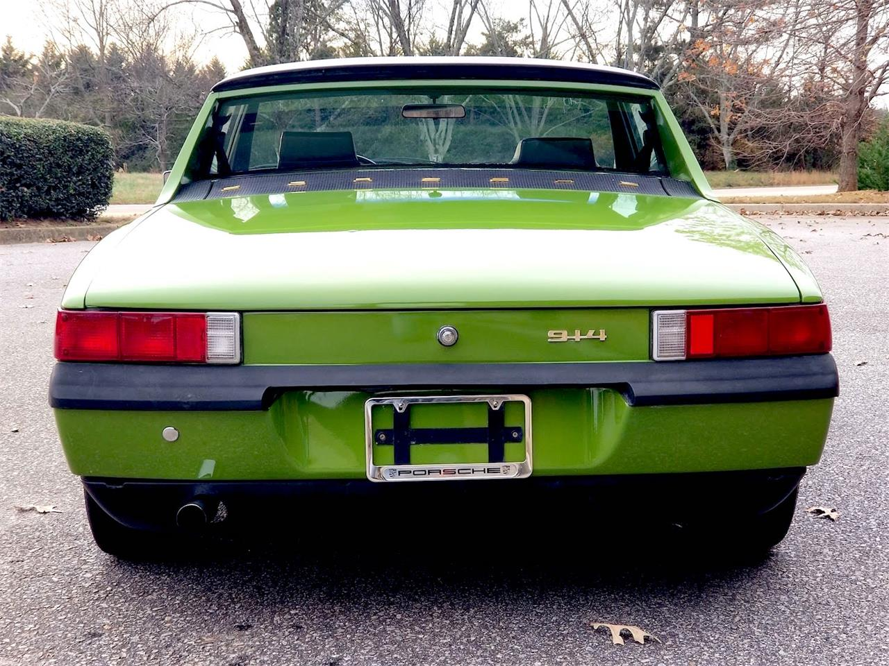 Large Picture of Classic 1971 Porsche 914 Offered by Dick Barbour Performance - P40G