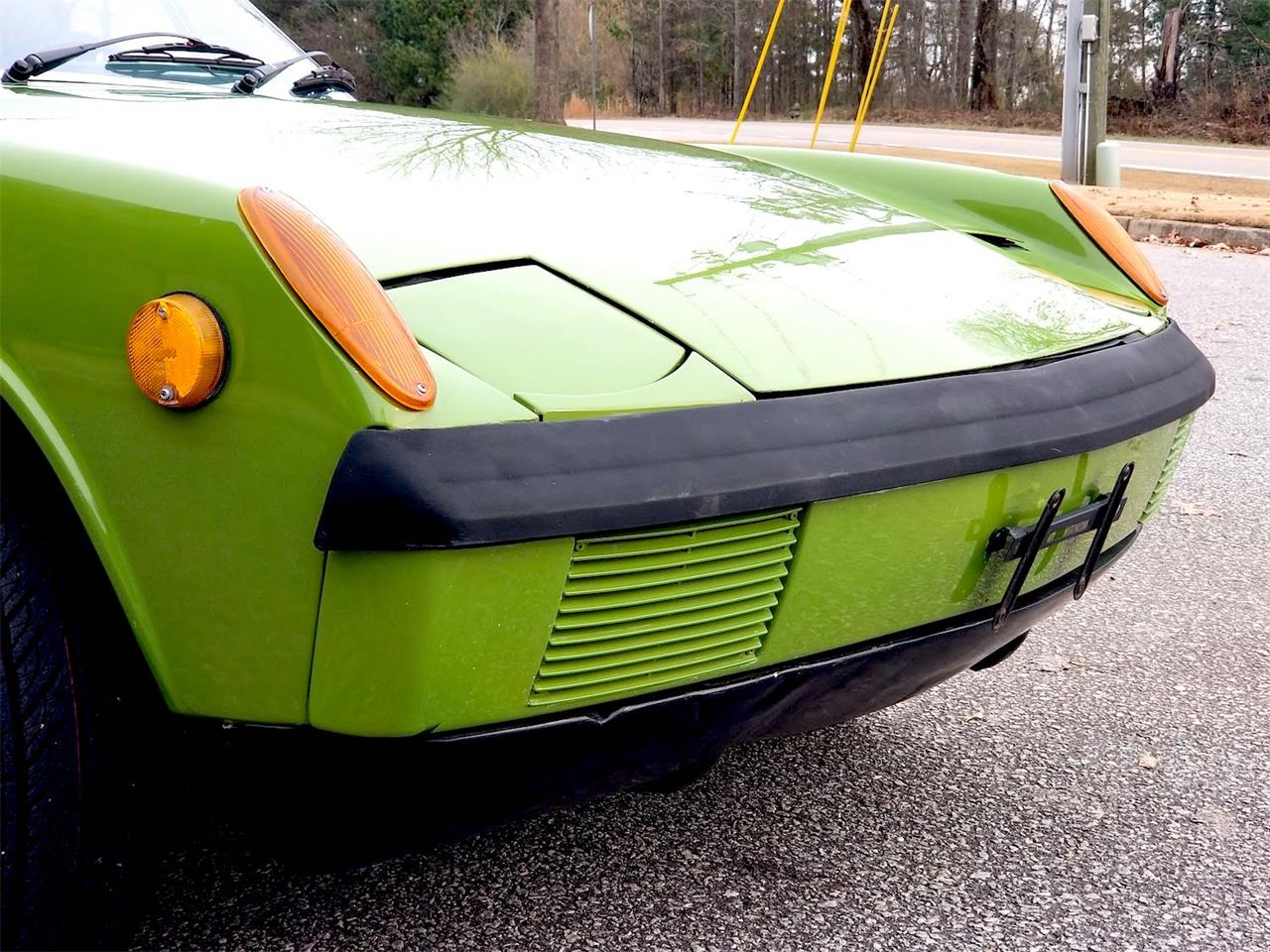 Large Picture of Classic 1971 Porsche 914 located in Oakwood Georgia - $17,900.00 - P40G