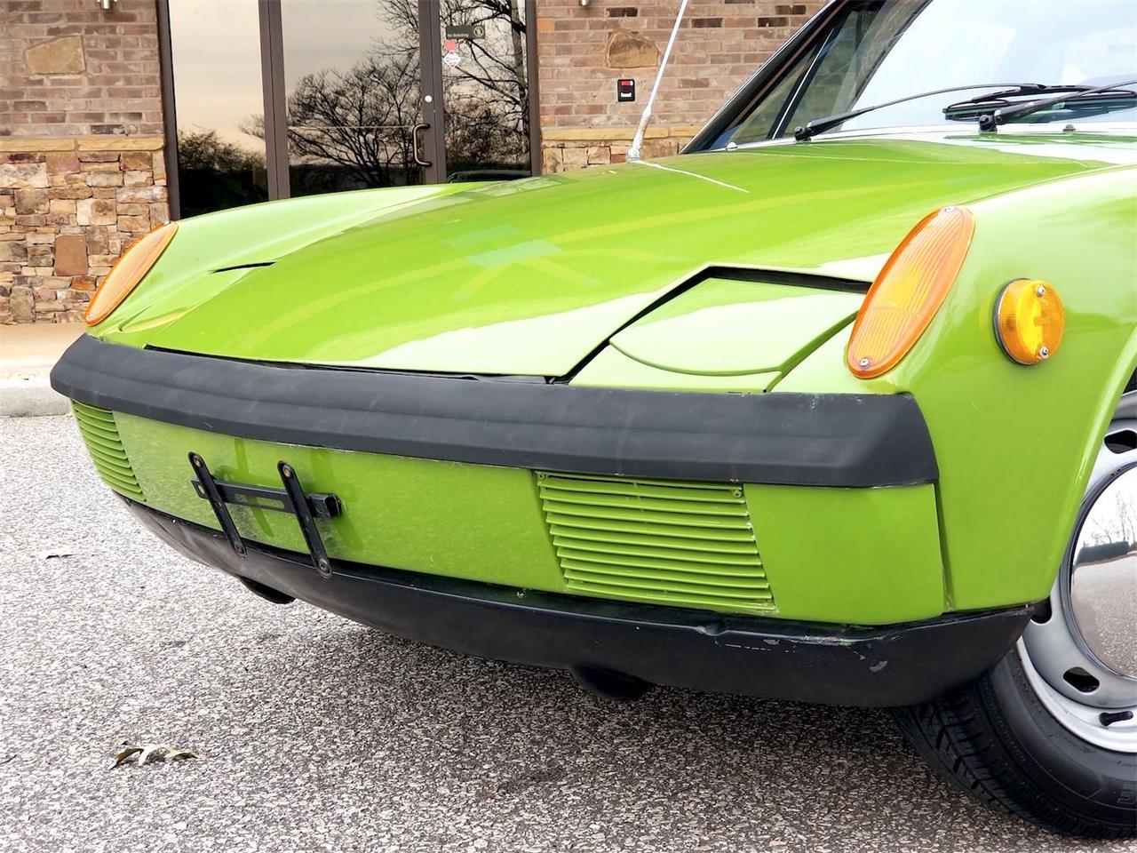 Large Picture of Classic '71 Porsche 914 located in Oakwood Georgia - P40G