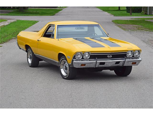 Picture of '68 Chevrolet El Camino SS located in Scottsdale Arizona Auction Vehicle Offered by  - P2WH