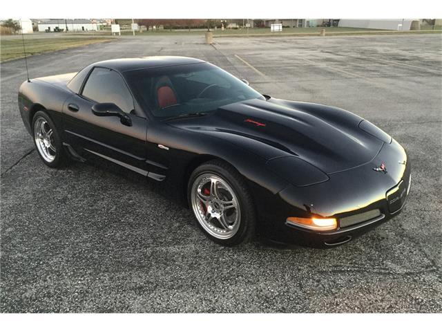 Picture of '02 Corvette - P2WI
