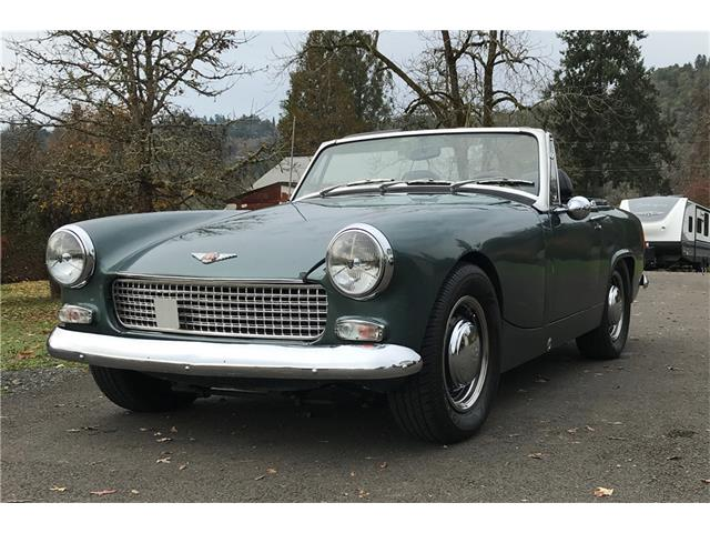Picture of Classic '69 Austin-Healey Sprite located in Arizona Offered by  - P416