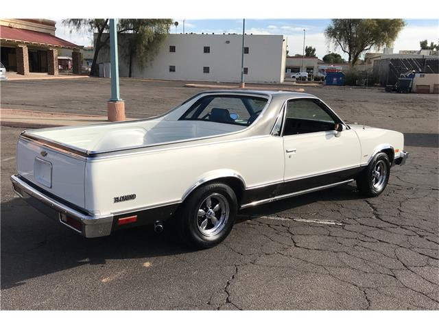 Picture of 1985 El Camino SS located in Scottsdale Arizona Auction Vehicle Offered by  - P41H