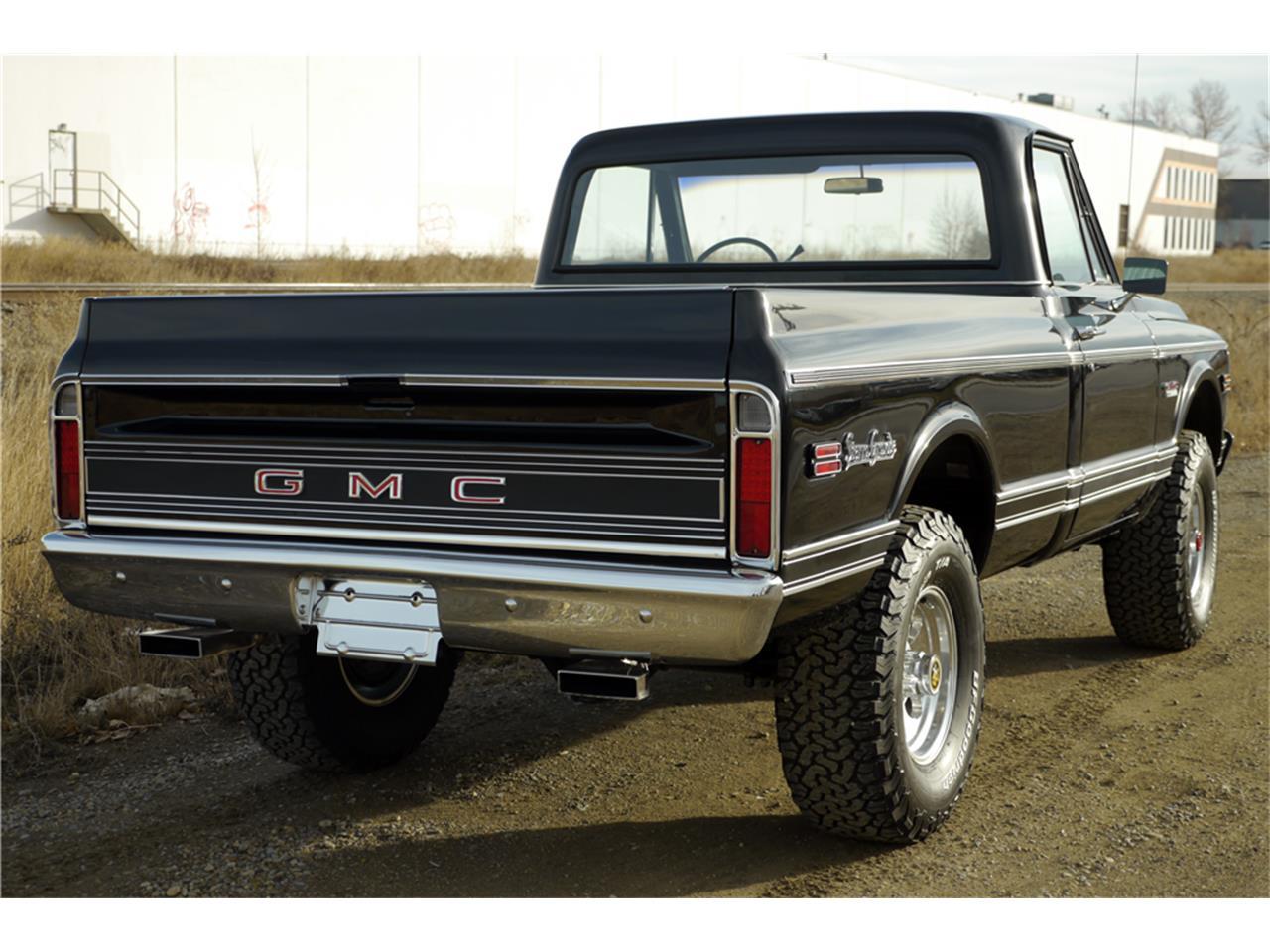 1971 GMC Sierra Grande for Sale | ClassicCars com | CC-1171676