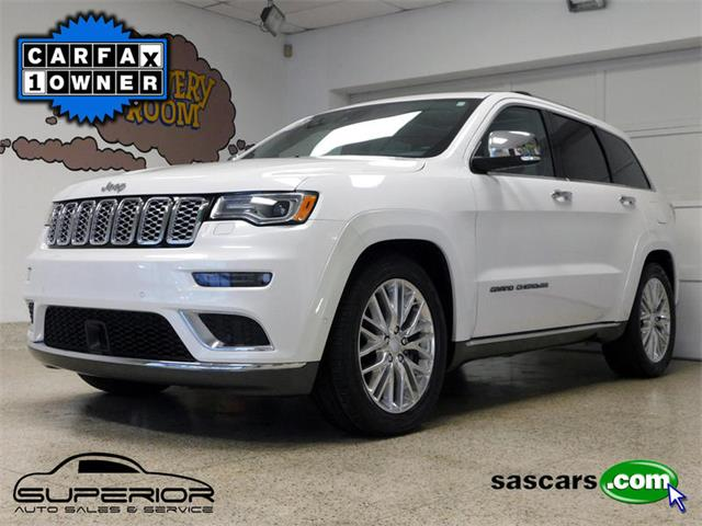 Picture of '17 Grand Cherokee - P42S