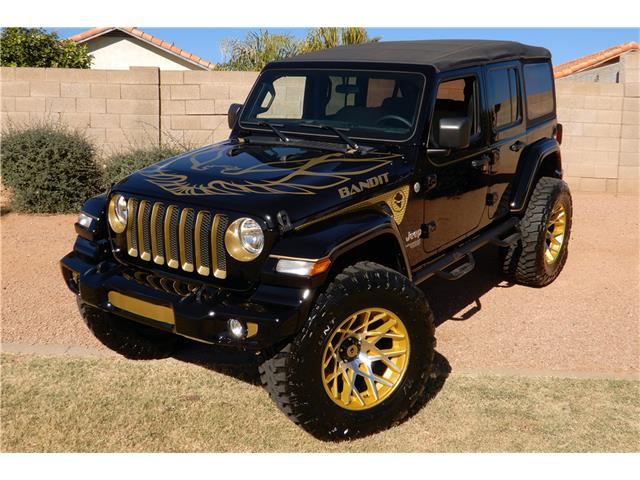 Picture of 2018 Wrangler located in Scottsdale Arizona Offered by  - P43C