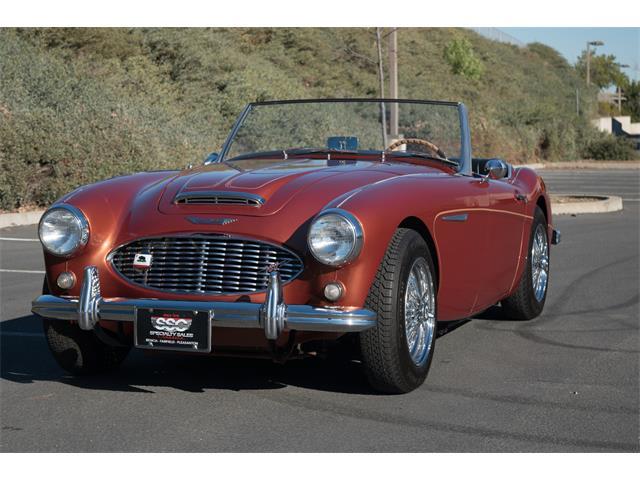 Picture of 1957 Austin-Healey 100-6 - $34,990.00 Offered by  - P43P