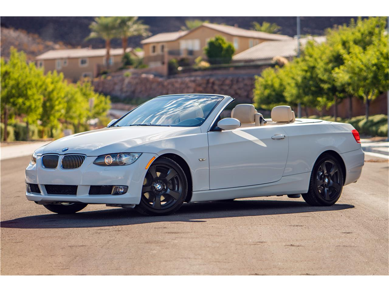2009 bmw 328i convertible msrp