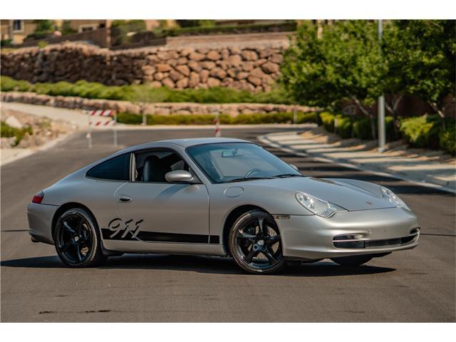 Picture of '03 911 Carrera - P44S