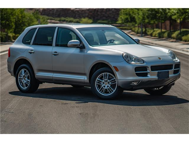 Picture of '06 Cayenne - P45A