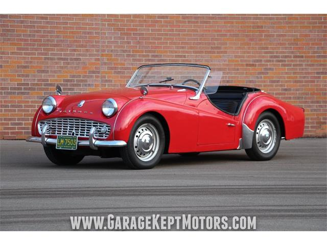 Picture of '59 TR3 - P45G