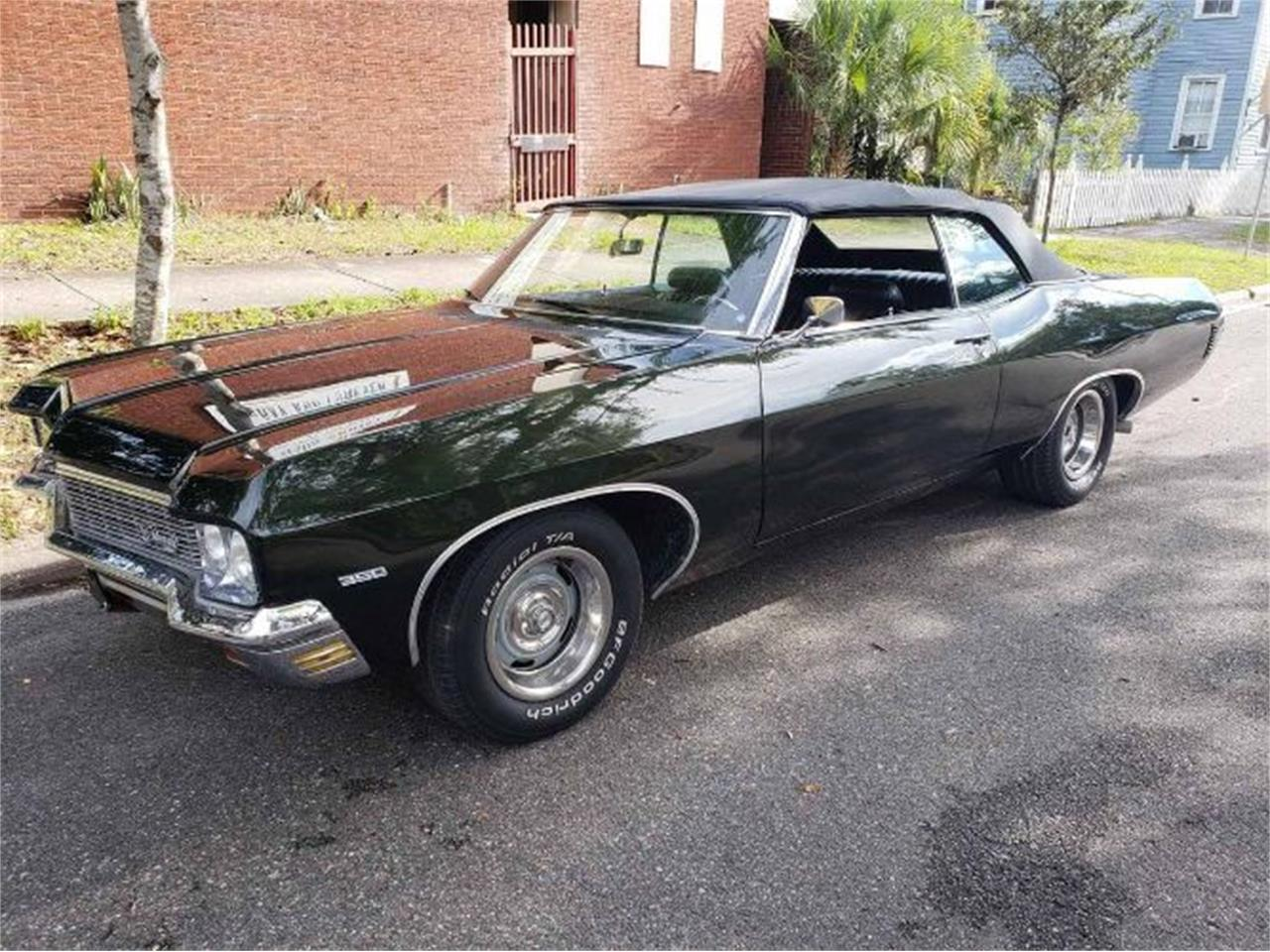 Large Picture of '70 Impala - P46D