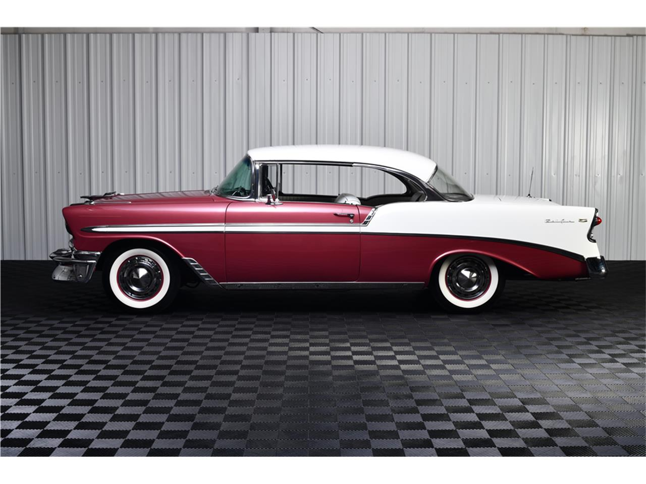 Large Picture of '56 Bel Air - P2X2