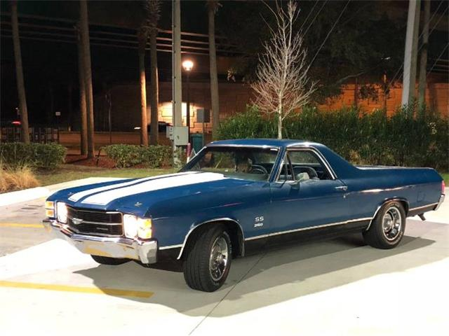 Picture of Classic '71 El Camino - $12,495.00 Offered by  - P46M