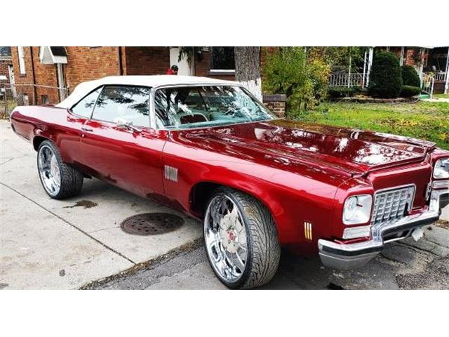 Picture of '72 Oldsmobile Delta 88 located in Michigan Offered by  - P46S