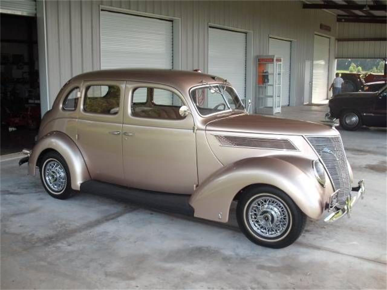 Large Picture of Classic 1937 Ford Deluxe - $41,495.00 Offered by Classic Car Deals - P47A