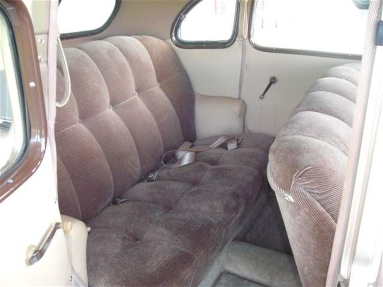 Large Picture of 1937 Ford Deluxe located in Cadillac Michigan Offered by Classic Car Deals - P47A