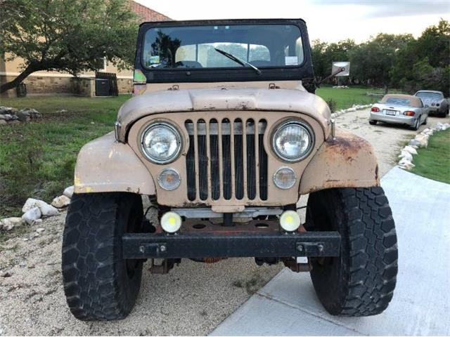 Picture of '77 CJ5 - P47Z