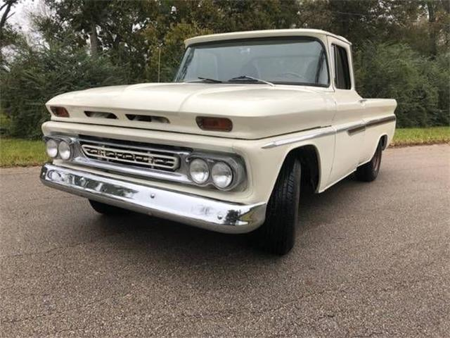 Picture of Classic '63 C/K 10 located in Michigan - $21,995.00 - P487