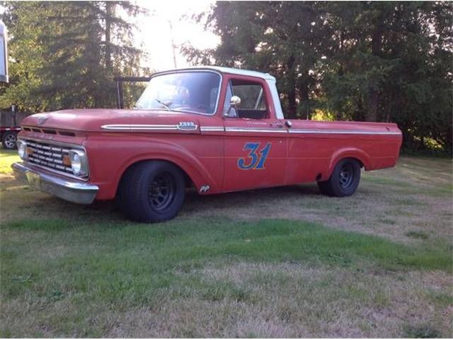 Picture of '63 F100 - P48I