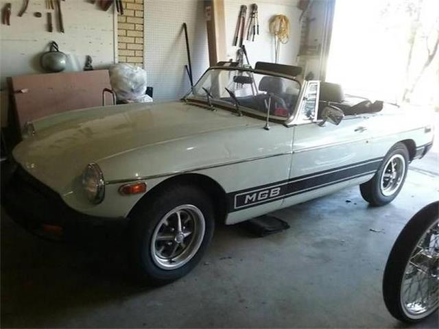 Picture of '77 MGB - P48O