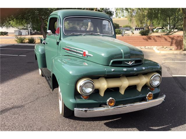 Picture of '52 F1 located in Scottsdale Arizona Auction Vehicle Offered by  - P2SJ
