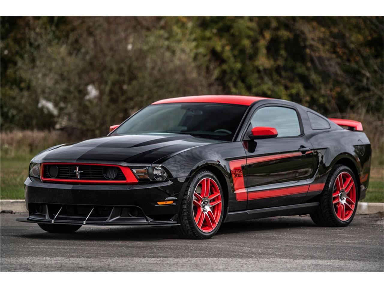 2012 ford mustang boss 302 for sale classiccars com cc 1170191
