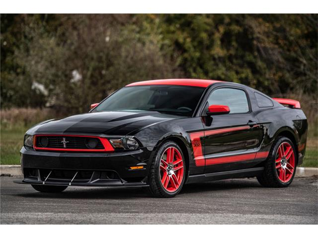 Picture of '12 Mustang Boss 302 - P2XB