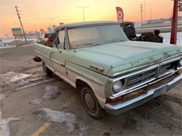 Picture of Classic 1972 Pickup located in Cadillac Michigan - $4,495.00 Offered by Classic Car Deals - P494