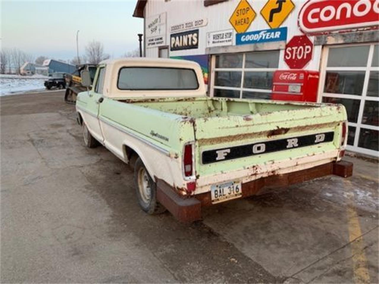 Large Picture of Classic '72 Ford Pickup located in Michigan - $4,495.00 - P494