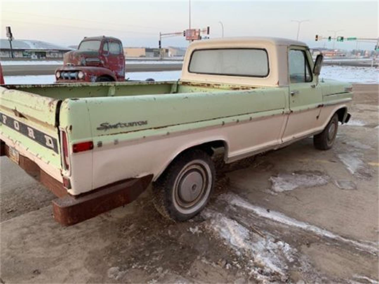 Large Picture of Classic 1972 Pickup located in Michigan - $4,495.00 - P494