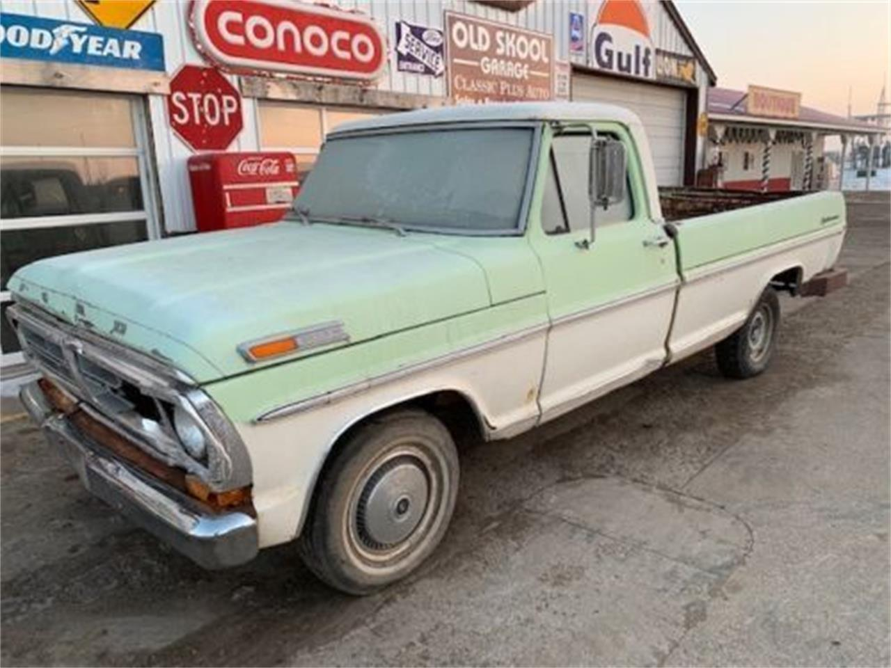 Large Picture of '72 Ford Pickup - P494