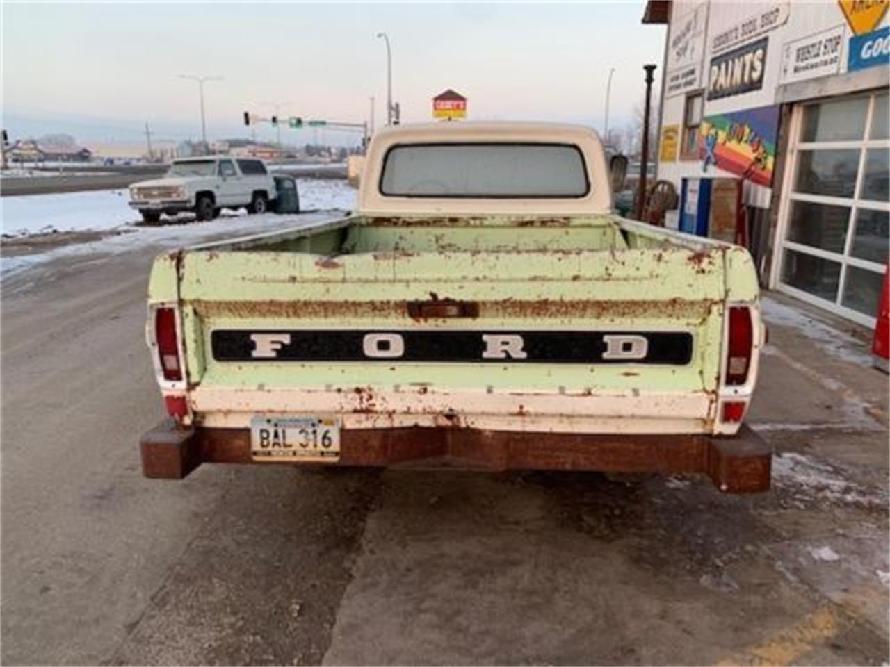 Large Picture of Classic '72 Ford Pickup - $4,495.00 Offered by Classic Car Deals - P494