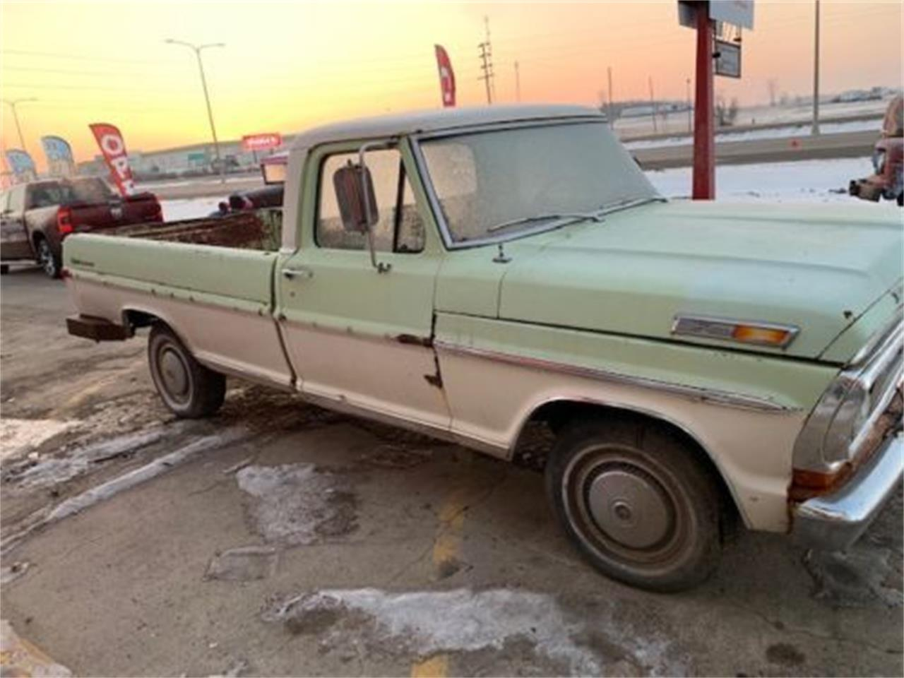 Large Picture of '72 Ford Pickup located in Michigan - $4,495.00 Offered by Classic Car Deals - P494