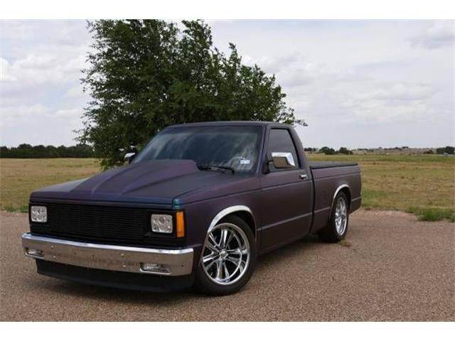 Picture of '88 Chevrolet S10 - $45,995.00 - P49M