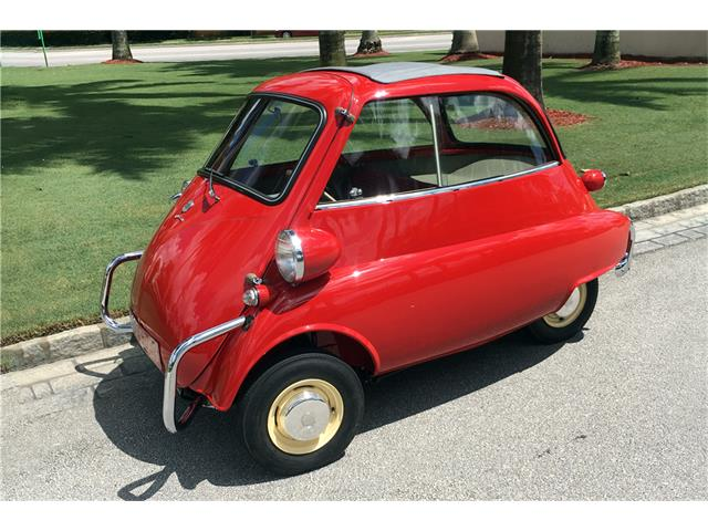 Classic Bmw Isetta For Sale On Classiccars Com