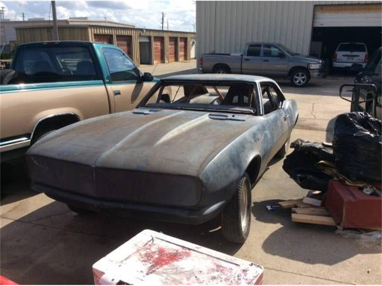 Large Picture of Classic '68 Camaro located in Michigan - $8,995.00 - P4BE
