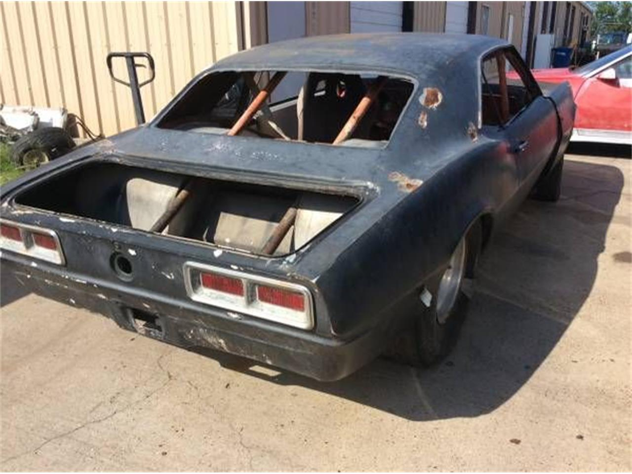 Large Picture of Classic '68 Camaro located in Cadillac Michigan - P4BE