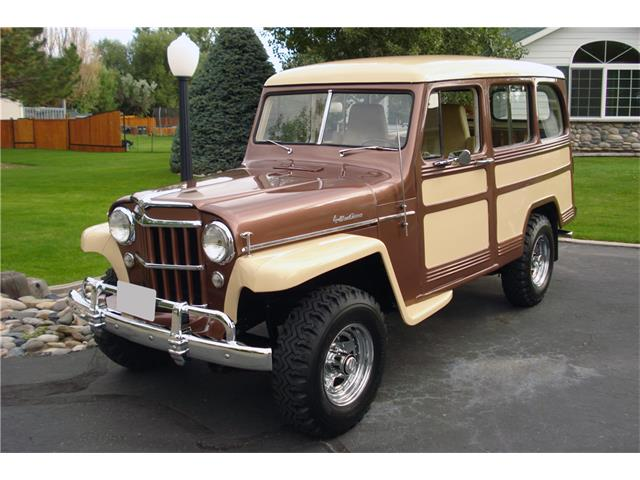 Picture of '55 Jeepster - P2SK
