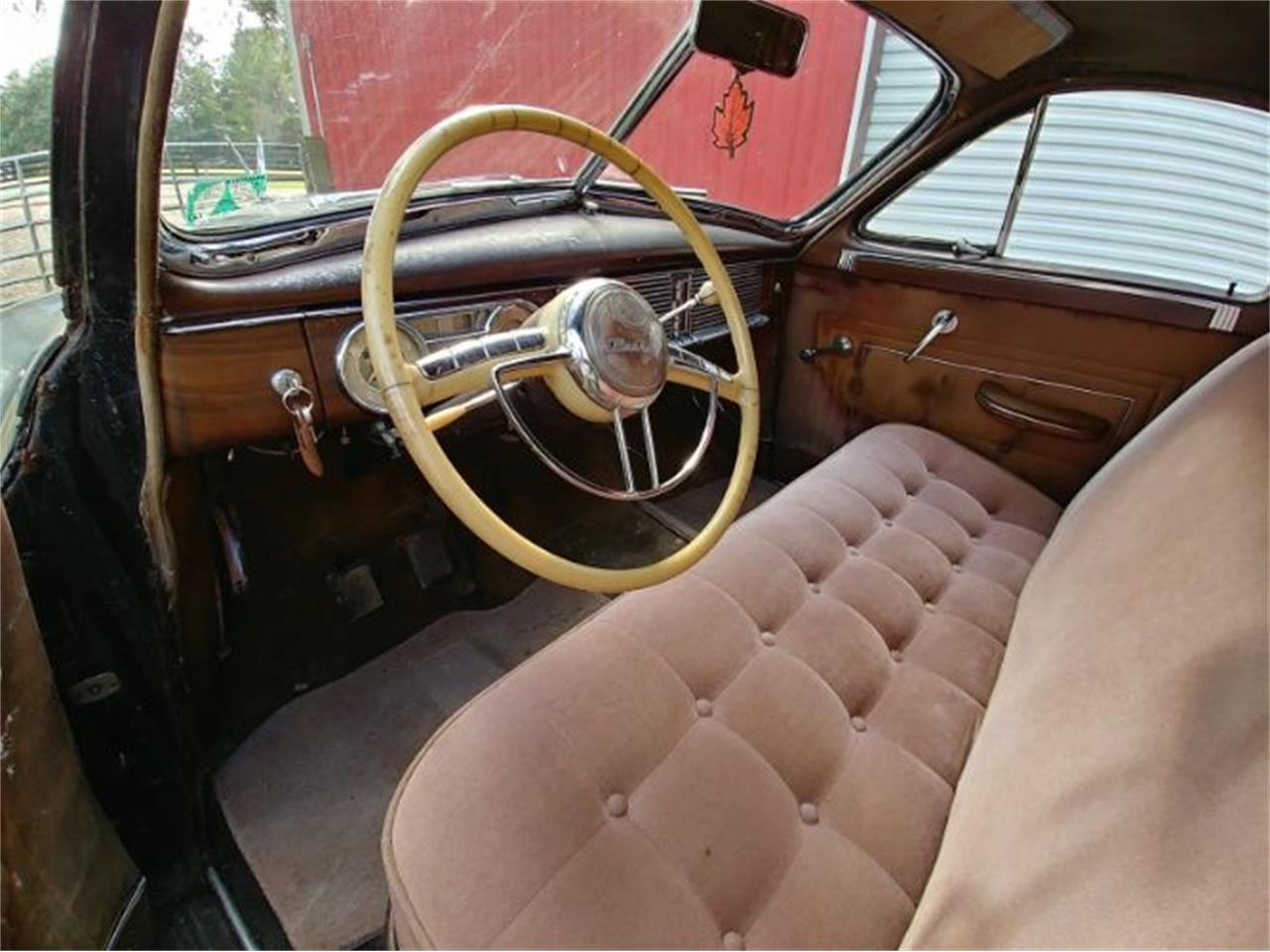 Large Picture of 1949 Packard Super Deluxe located in Michigan - $14,495.00 Offered by Classic Car Deals - P4BK