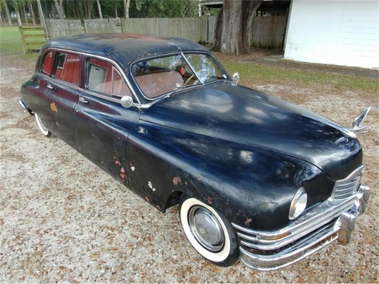 Large Picture of Classic 1949 Packard Super Deluxe - $14,495.00 - P4BK