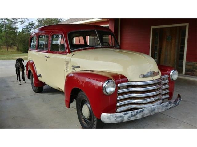 Picture of 1951 Suburban located in Cadillac Michigan Offered by  - P4BN